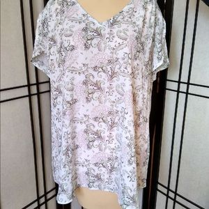 Croft & Barrow Blouse NWT